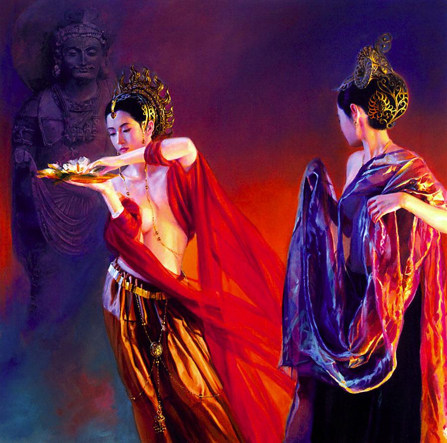 tr-art- 1: Liu Yuanshou