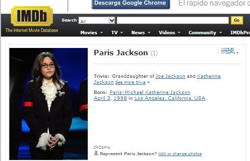 Novedades y Charla general I - Página 4 Paris+actriz