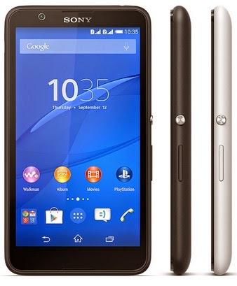 Gambar Sony Xperia E4 Dual