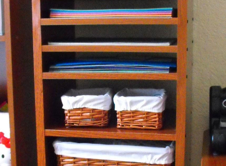 Mueble organizador caroli schulz scrapbook paper crafts for Mueble organizador