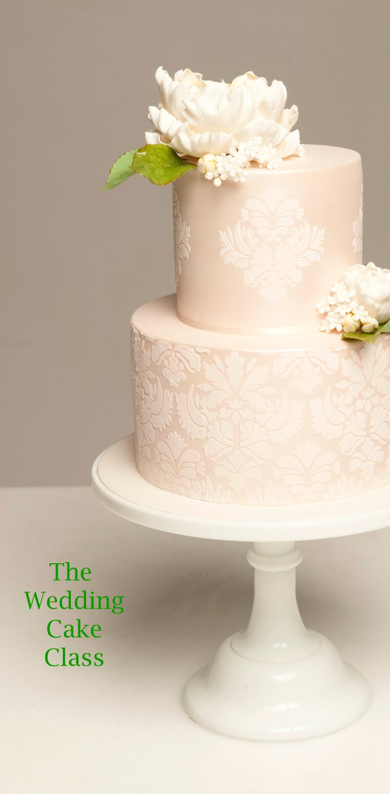 The Wedding Cake Class at Baking Arts San Francisco — Project Sweet ...