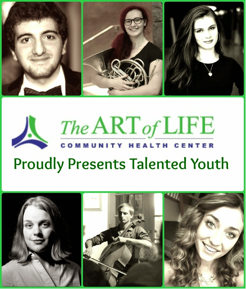 Art of Life CHC Proudly Presents Talented Youth