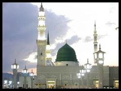 Masjid Nabi صلى الله عليه وسلم