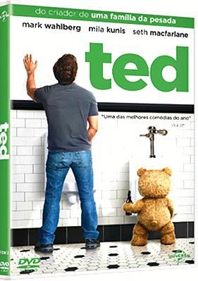 Filme Poster Ted DVDRip XviD Dual Audio & RMVB Dublado