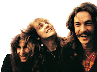 Lee, Lifeson, Peart