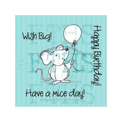 Mouse Balloon