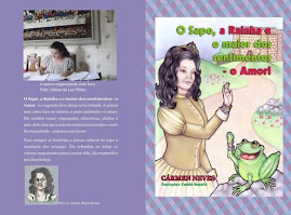 Capa do meu novo livro.