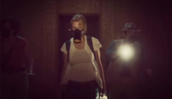 Sinopsis Film The Pyramid 2014 (Ashley Hinshaw, Denis O'Hare)