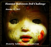 Haunted  Halloween Doll Challenge