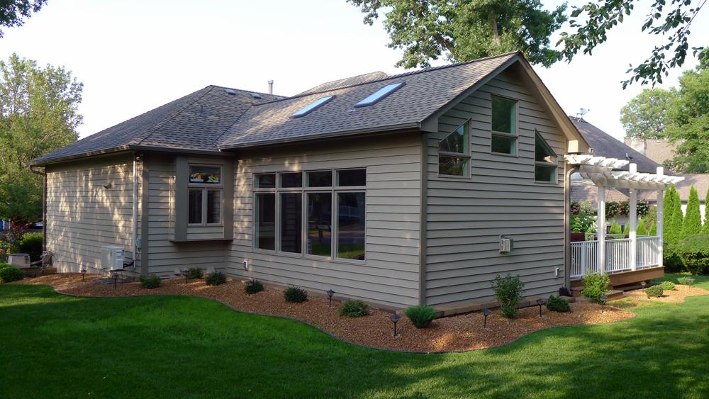 Our Sun Porch Addition