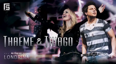 Download Cd Thaeme E Thiago - Ao Vivo Em Londrina (Audio Dvd 2012)