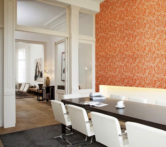 Decoracion con vinilo decorativo murales papel pintado - Papeles pintados la maison ...