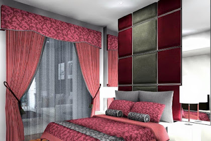 Desain Dekorasi Kamar Tidur Minimalis Modern Terbaru