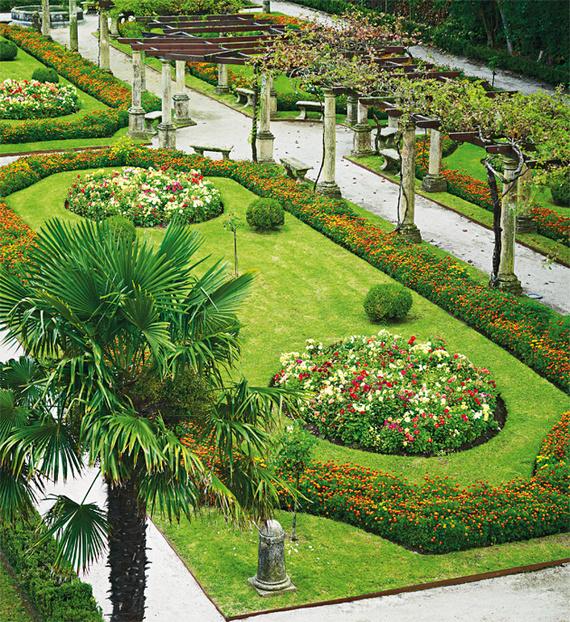 Avil s avil s jardines sin fronteras for Jardines italianos