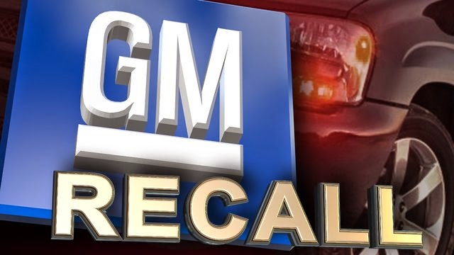 GM Recall Updates