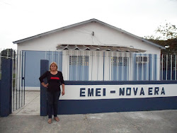 NOVA DIRETORA GERAL DA EMEI - NOVA ERA