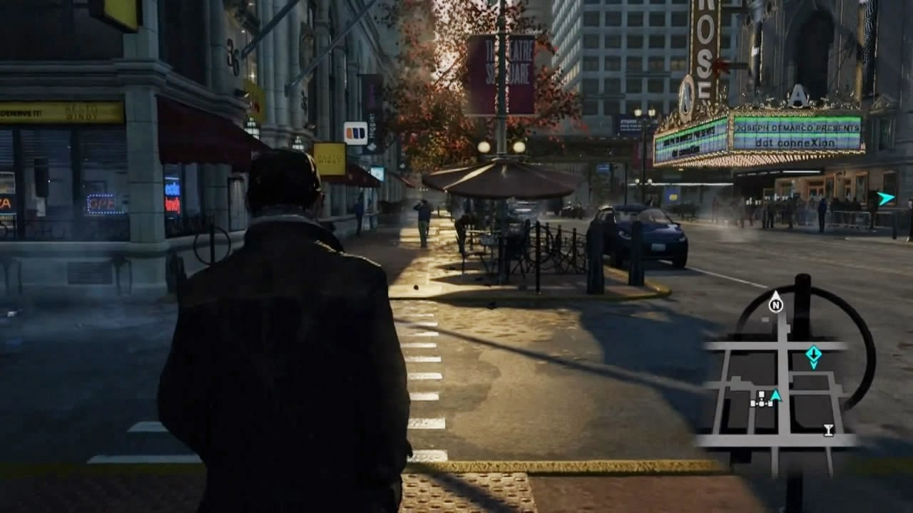 Watch Dogs Badblood Endgame Chess