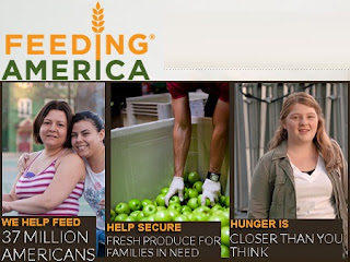 FeedingAmerica.org/hunger: Donate for Hungers