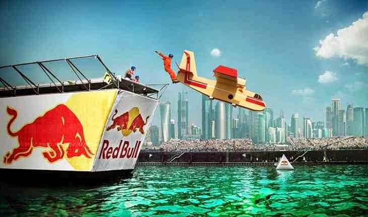 Red Bull flugtag in Bangalore (Bengaluru) - India