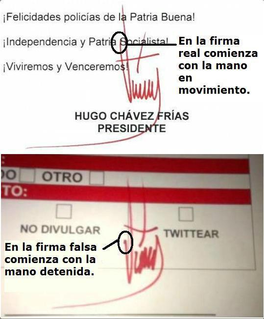 Gobierno de Nicolas Maduro. - Página 2 Chavez+firma
