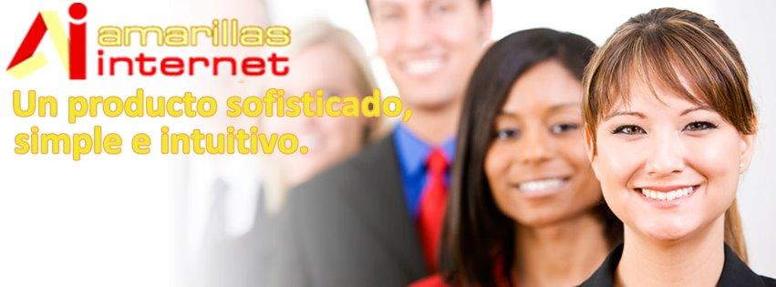 AMARILLAS INTERNET , publicidad efectiva para tu Empresa
