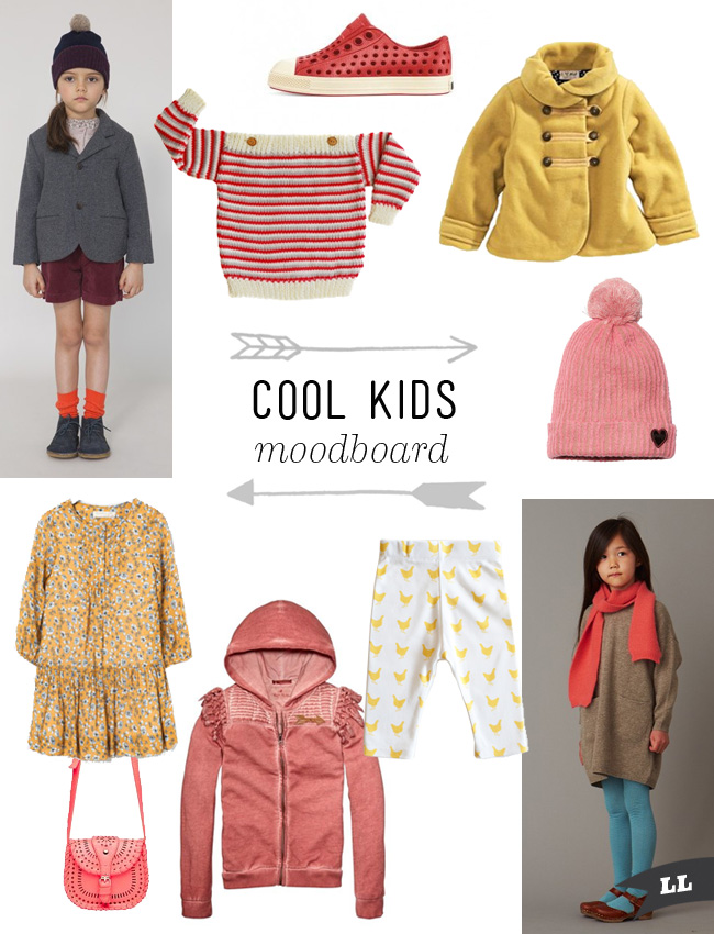 lula louise moodboard cool clothing