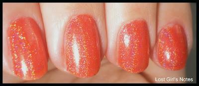 HITS Demeter holo nail polish