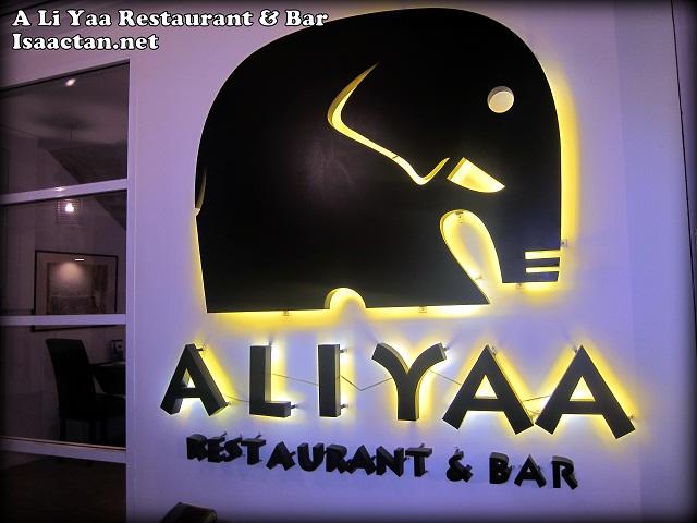 A Li Yaa Restaurant Bukit Damansara