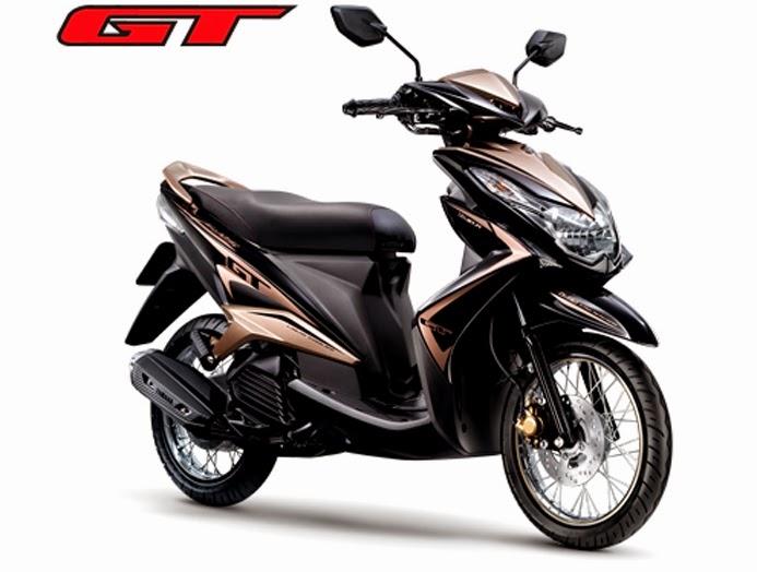 Itulah informasi terbaru tentang * Motor Yamaha Matic Terbaru 2014