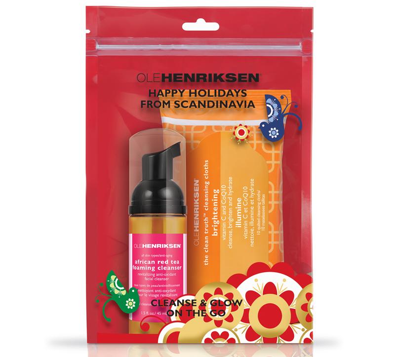 Cleanse&Go, Ole Henriksen