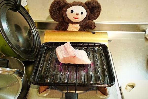 スズキの炊き込みご飯の作り方(1)