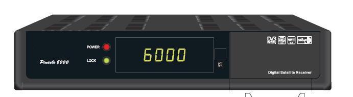 pinacle 8000