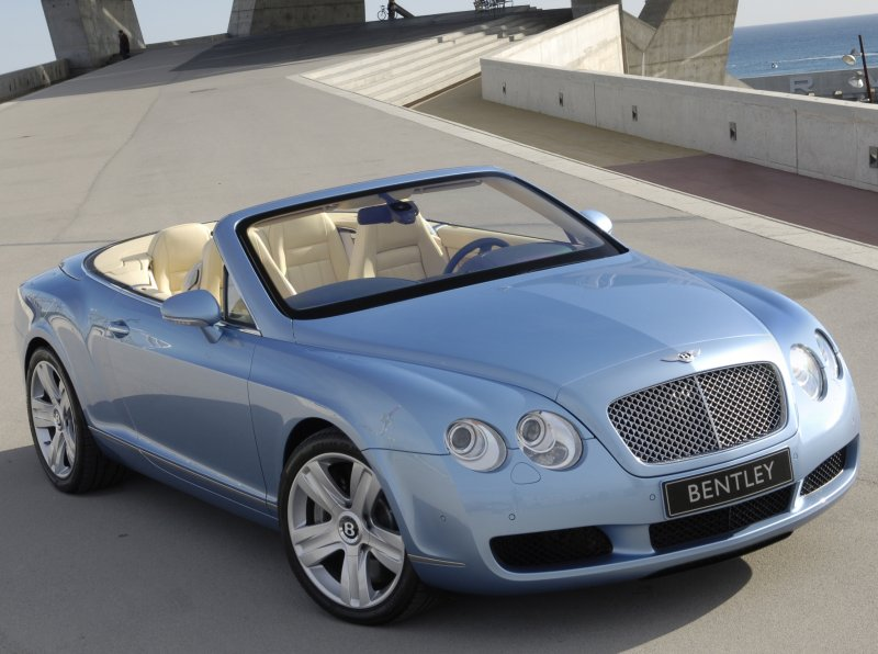 Bentley Continental Gtc Wallpaper