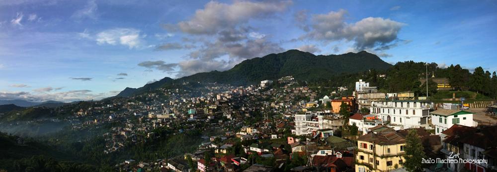 Kohima Beautiful Landscapes of Kohima