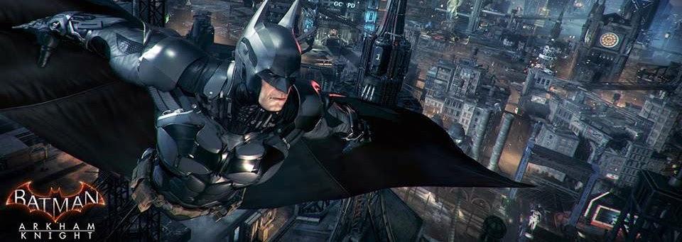 Batman: Arkham Knight - New Trailer & Images