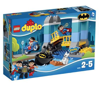 JUGUETES - LEGO Duplo : DC Comics  10599 Las Aventuras de Batman | Batman Adventure  Producto Oficial 2015 | Piezas: 47 | Edad: 2-5 años  Comprar en Amazon.es