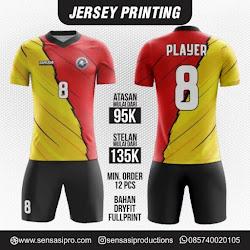 Promo Jersey Printing