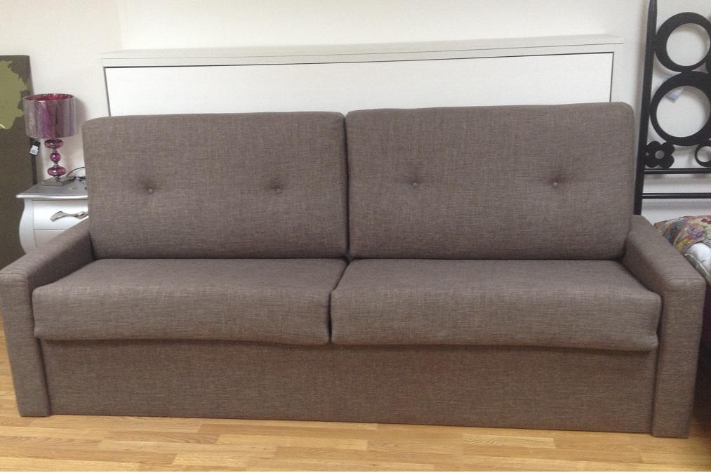 Cama abatible con sofa delante - Camas abatibles con sofa ...