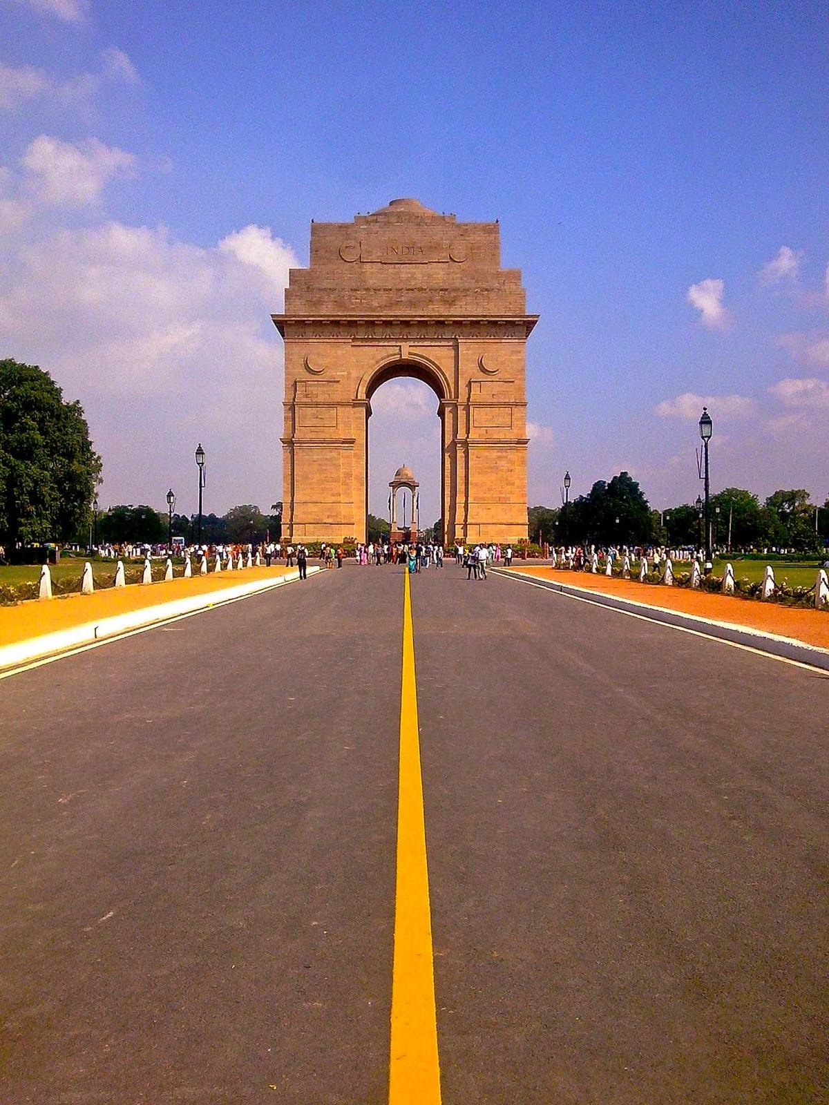 delhi inde voyage