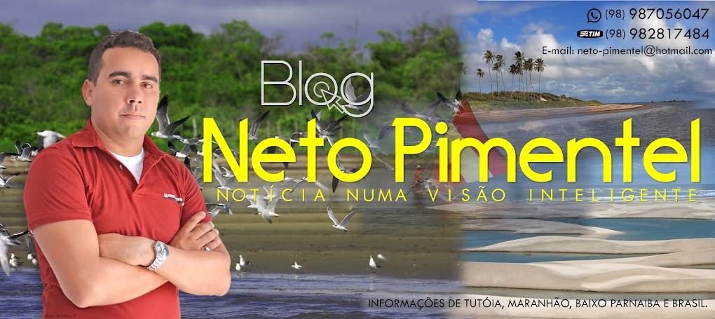 Blog Neto Pimentel