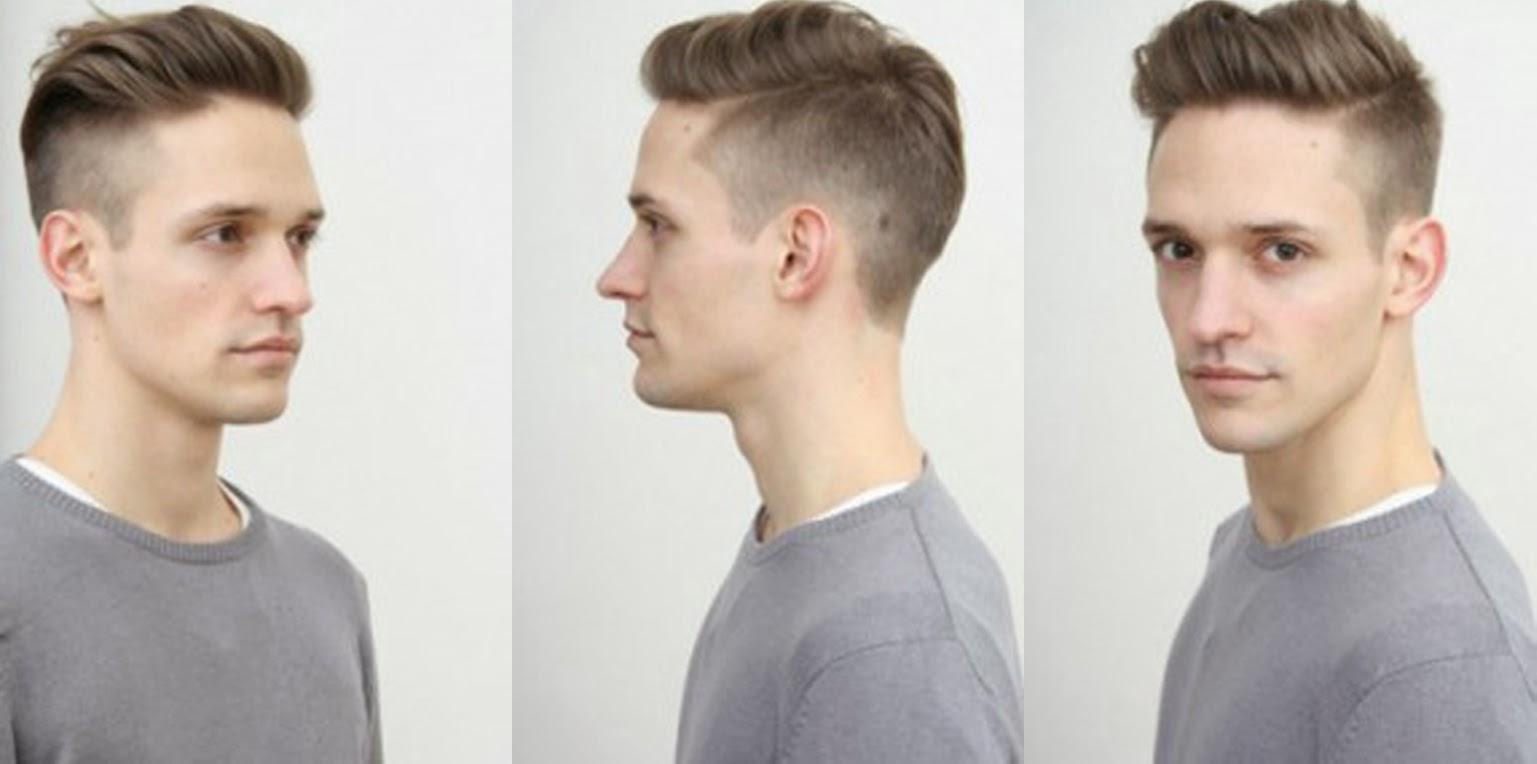 Cortes de cabello para hombres antiguos