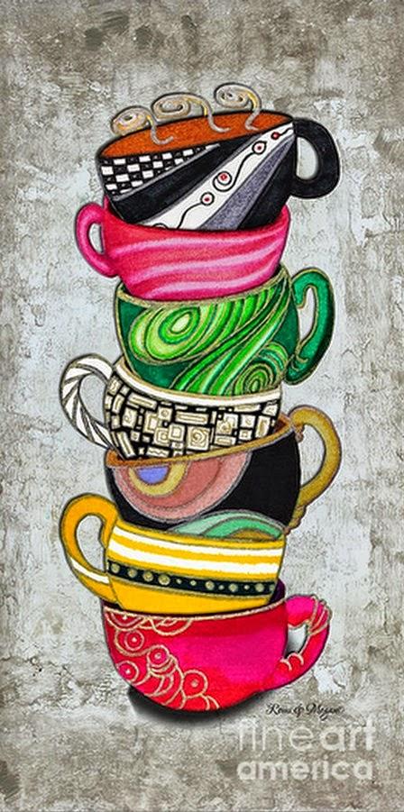 Cuadros modernos pinturas y dibujos bodegones f ciles - Cuadros modernos faciles de pintar ...