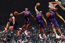 The best of the dunk contest