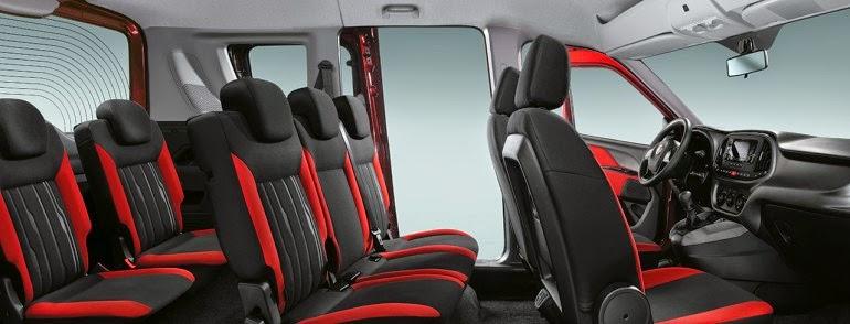 новый Fiat Doblo