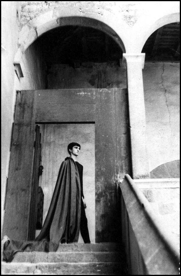 RECITAL DE POESÍA NUEVA LATINOAMERICANA, dirección y actuación. Francia, España, Italia, 1963-64