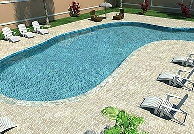 Sua piscina de vinil esta pronta agora e aproveitar o máximo da sua área de lazer.