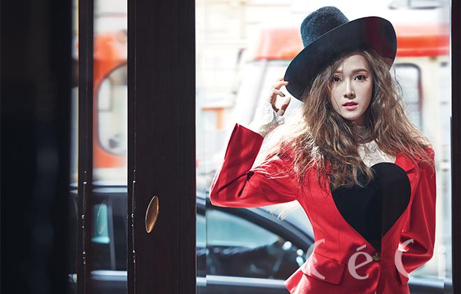 Girls' Generation's Jessica