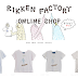 RIKKEN FACTORY ONLINE SHOP