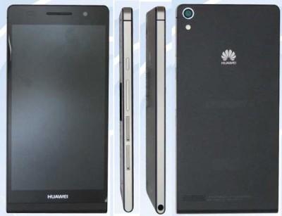 Spek Bocor, Huawei Ascend P6S Belum Terlihat Bakal Gunakan Octa-Core