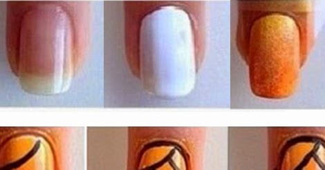 awesome butterfly nail art tutorial